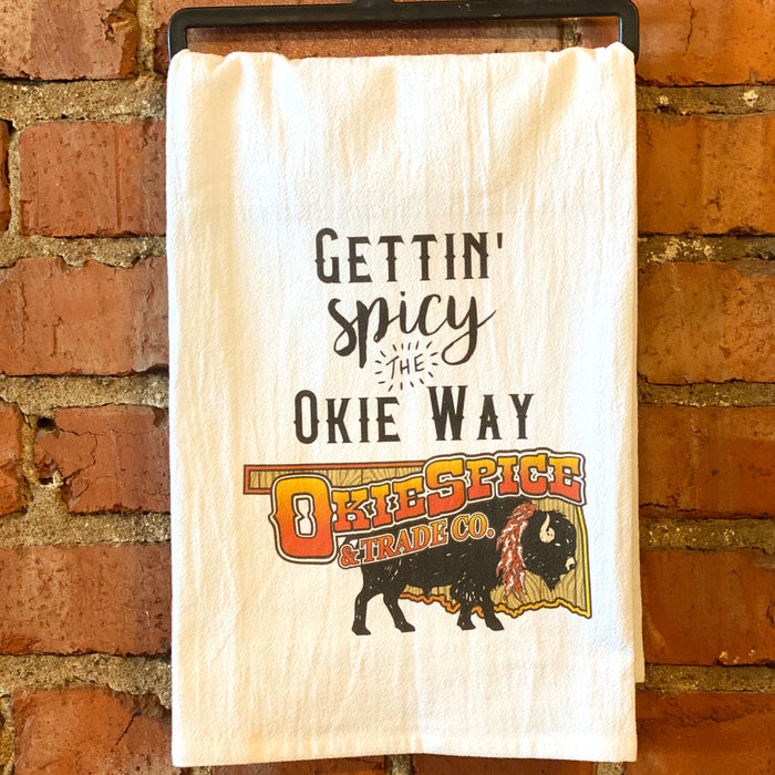 Kitchen Towel-OkieSpice Way