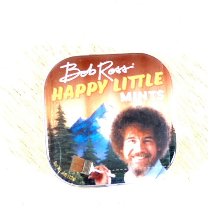 Candy-Bob Ross Happy Little Mints
