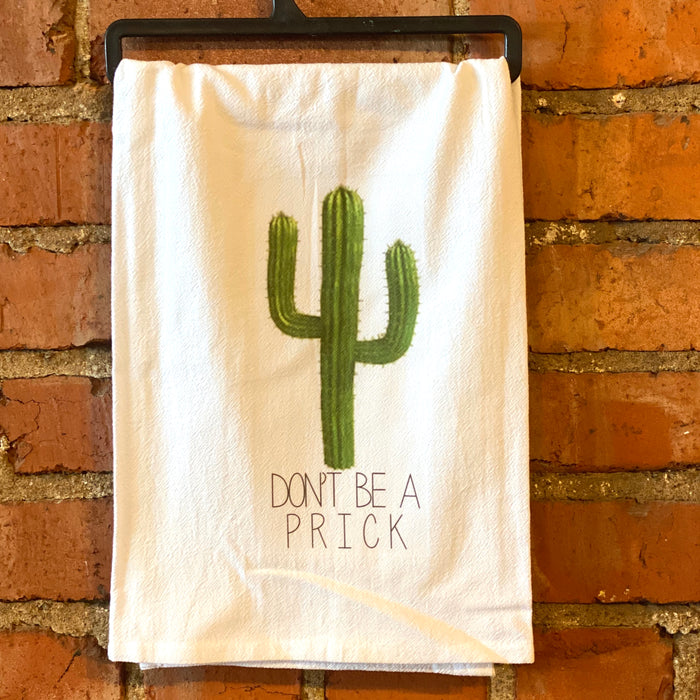 Kitchen Towel-Don't Be A Prick
