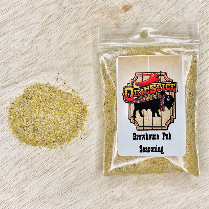 Brewhouse Pub Seasoning
