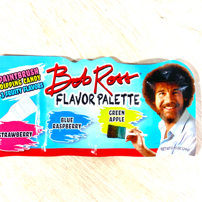 Candy-Bob Ross Dipping Candy