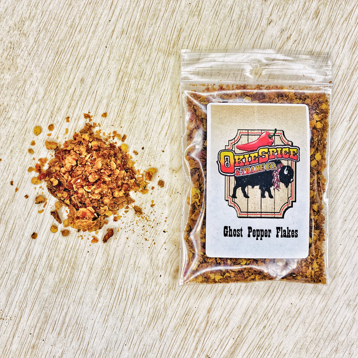 Ghost Pepper Chile Flakes