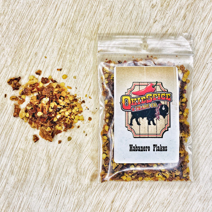 Habanero Chile Flakes