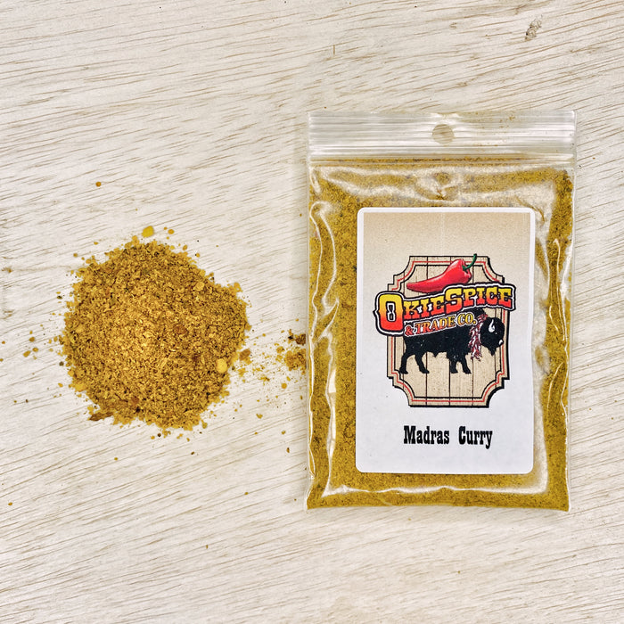 Madras Curry Seasoning