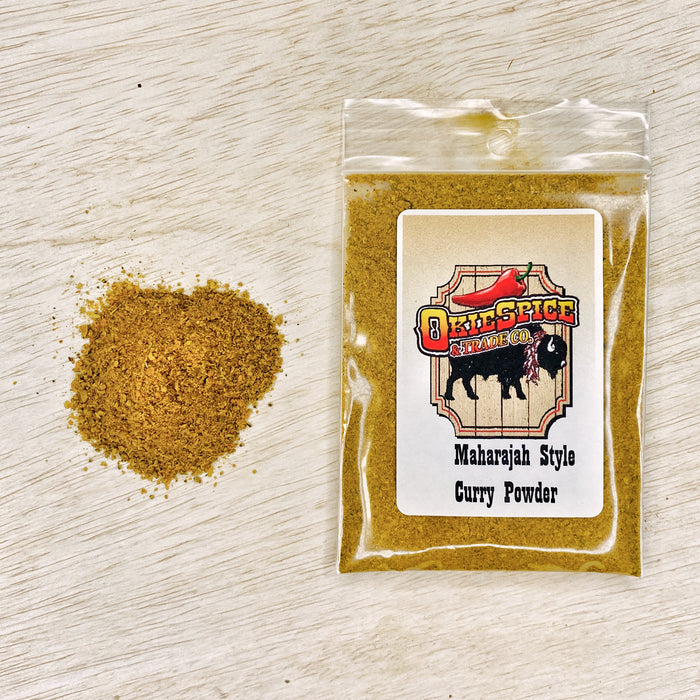 Maharaja Curry Seasoning