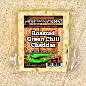 OkieSpice Artisan Cheese-Roasted Green Chile