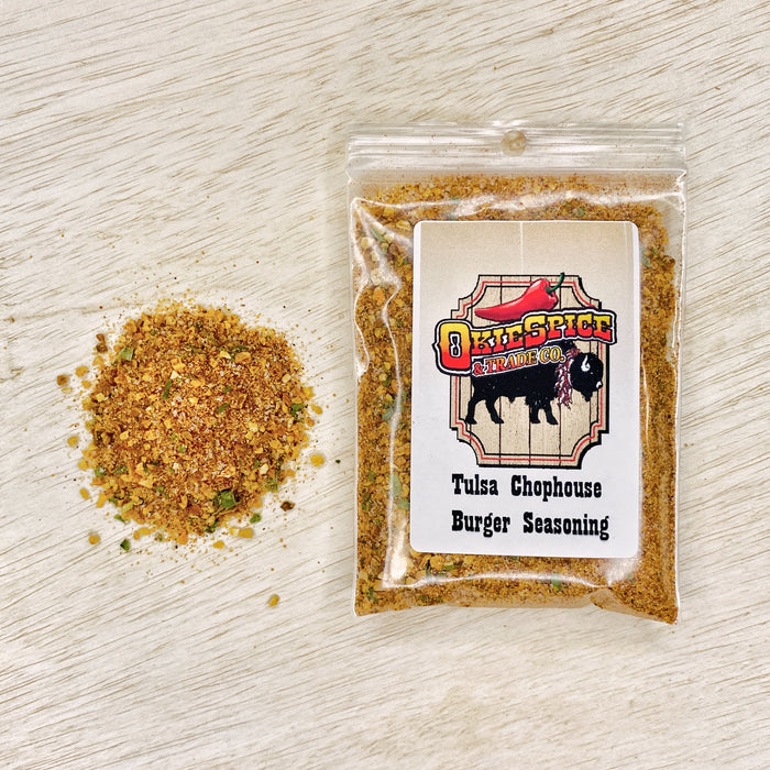 Tulsa Chophouse Seasoning