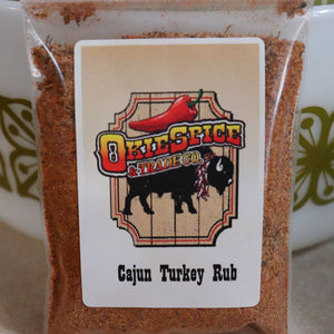 Cajun Turkey Rub