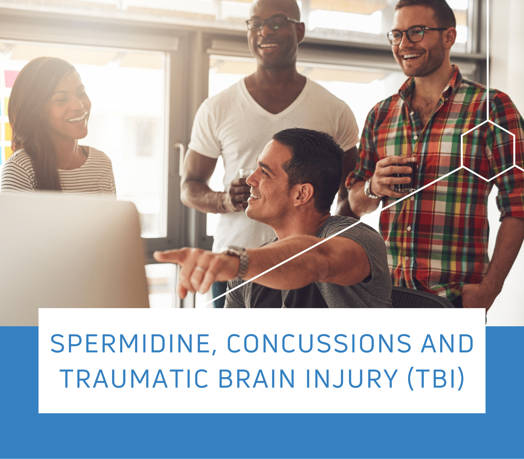 Spermidine, Concussions and Traumatic Brain Injury (TBI)