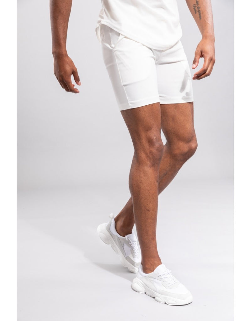 Chino Short White