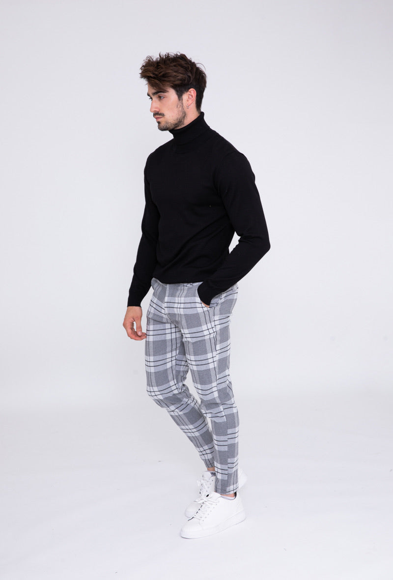 Pantalon broek grey shades