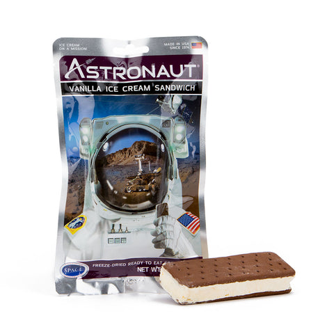 Astro Vanilla Ice Cream Sandwich