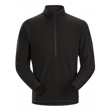 Delta LT Zip Neck Men's