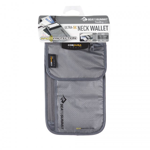 Travelling Light Neck Wallet RFID