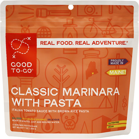 Classic Marinara with Pasta