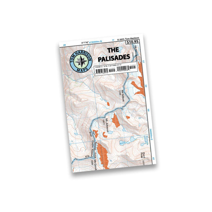 The Palisades Trail Map