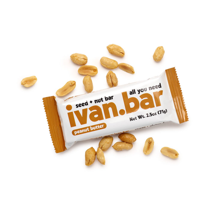 Ivan Bar Peanut Butter Bar