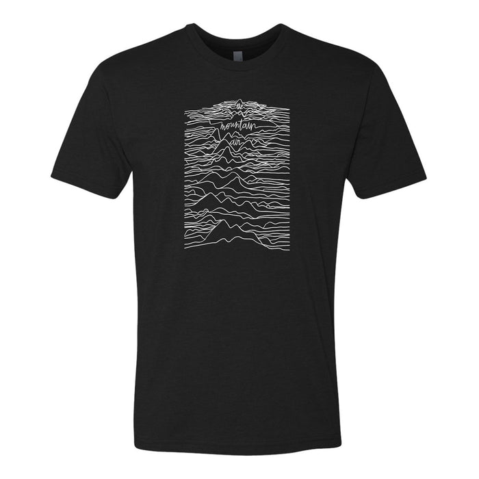 TMA Lines and Mountains Tee