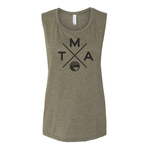 Womens Shield Tank