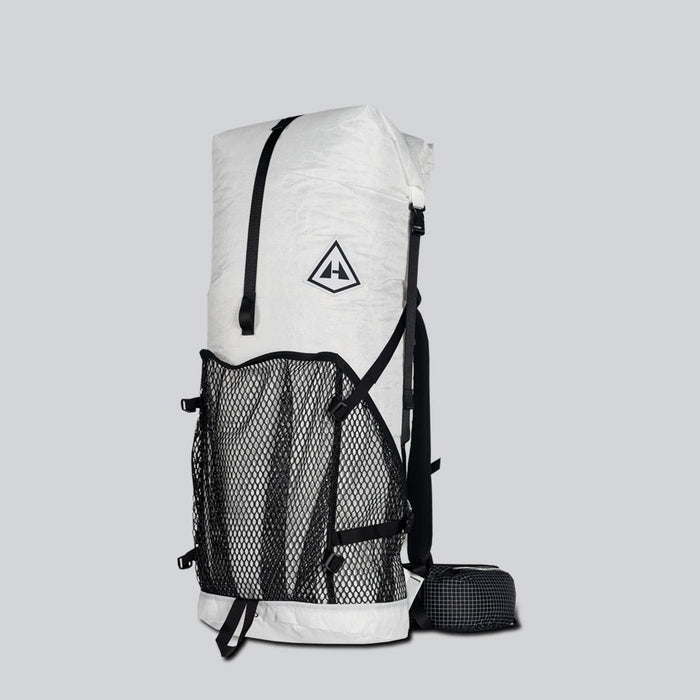 3400 Windrider (55L) White