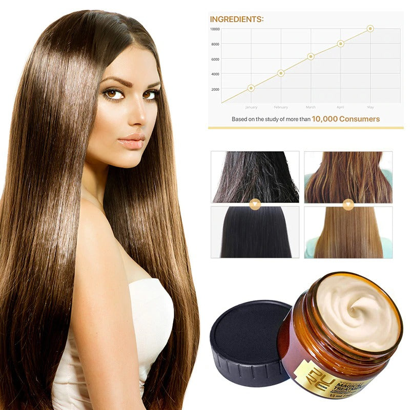 Hair Mask Keratin Pro Treatment