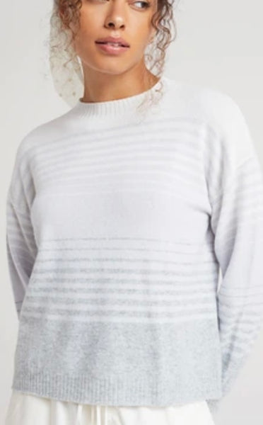 BISHOP SLEEVE CASHMERE SWEATER