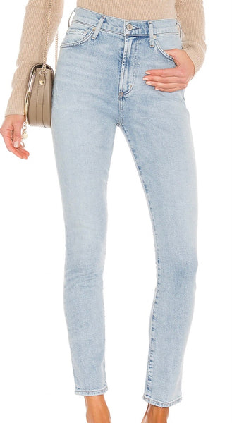 OLIVIA SLIM  DENIM