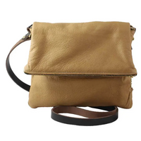 CROSS BODY LEATHER BAG