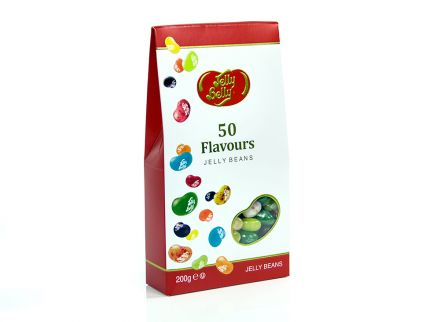 Jelly Belly 50 Flavour Gift Bag 200g