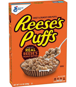 Reese's Puffs Cereal 326g