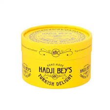 Hadji Bey's Turkish Delight