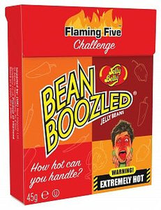 Jelly Belly Bean Boozled Flaming Five (45g)