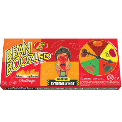Jelly Belly Bean Boozled Flaming Five (100g)