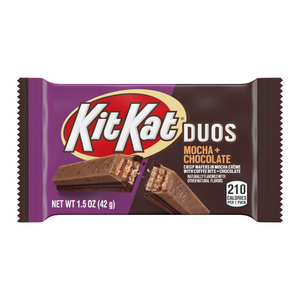 Kit Kat Duos Mocha and Chocolate