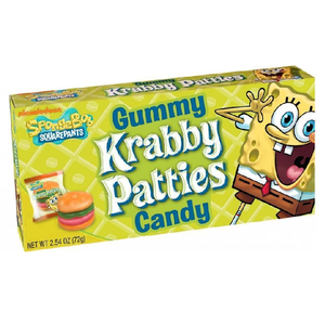 Krabby Patties Theatre Box
