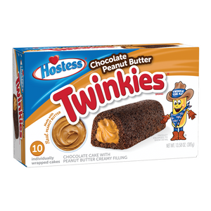 Twinkies Chocolate Peanut Butter