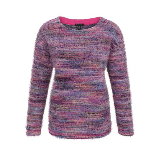 Load image into Gallery viewer, TRIBAL - SOFT LUX YARN SWEATER