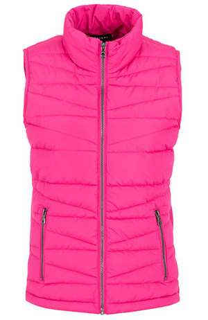 TRIBAL - LIGHTWEIGHT PUFFER VEST