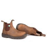 Load image into Gallery viewer, Blundstone 164 - Work & Safety Boot Crazy Horse Brown