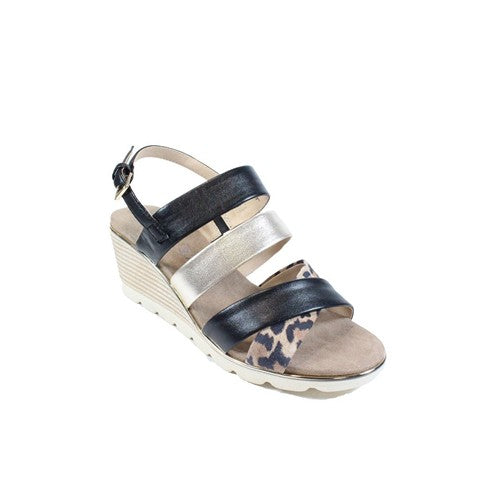 CAPRICE 28708 WOMEN'S WEDGE SANDALS