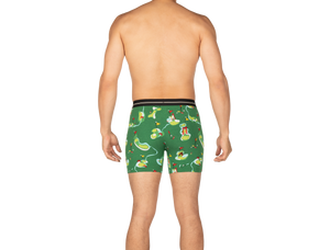 Load image into Gallery viewer, ULTRA Boxer Brief / Green Putt Putt
