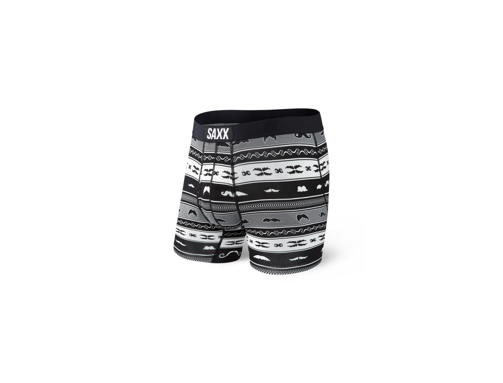 ULTRA Boxer Brief / Black Stache