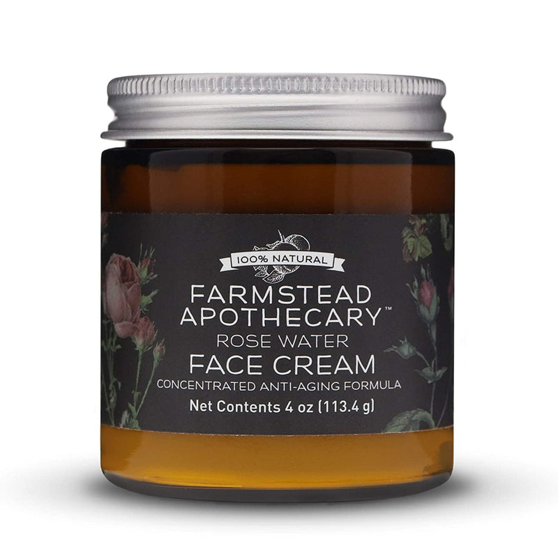 Rose Water Face Cream