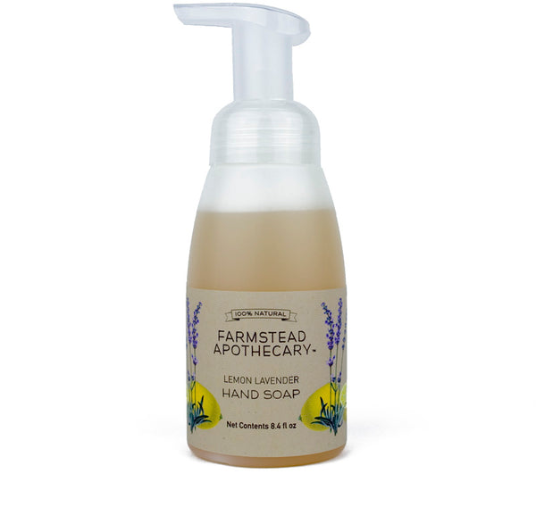 Foaming Hand Soap - Farmstead Apothecary
