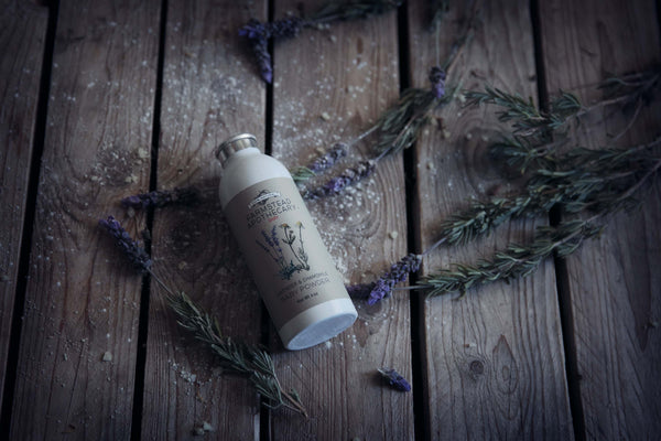 Baby Powder Lavender & Chamomile - Farmstead Apothecary