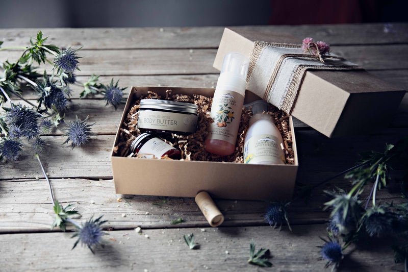 Body Care Gift Set - Farmstead Apothecary