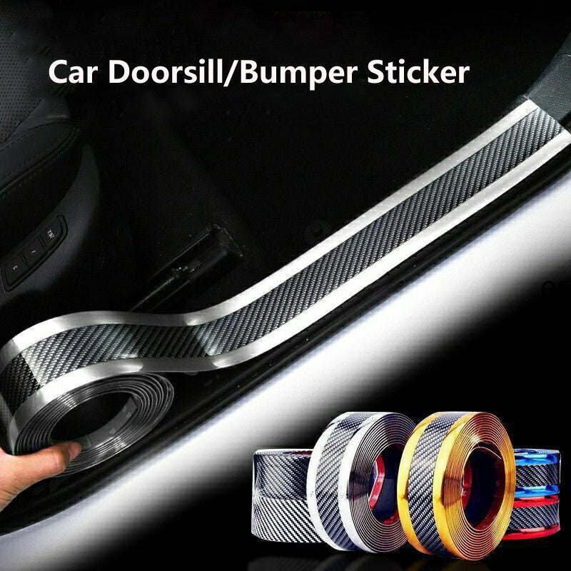 Rear Bumper Guard Scratch scratch protection strip Front Entry Sill