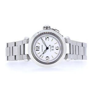 Cartier Pasha C, Stainless Steel, 35mm