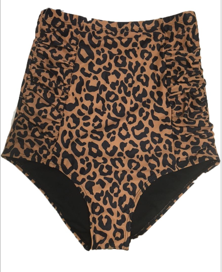 Leopard Swim Separates