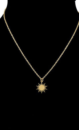 Radiant Light Necklace